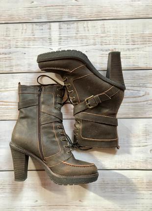 Ботинки ботильоны полуботинки сапоги сапожки шнурки шнуровка демисезон