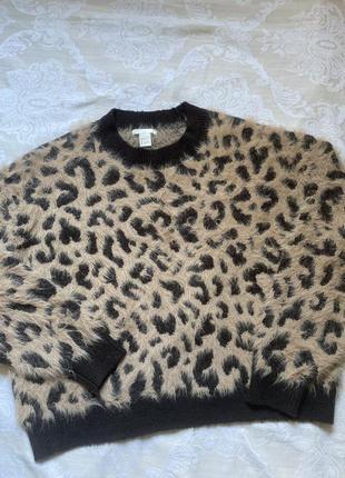 Стильный свитер оверсайз hm