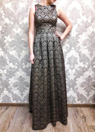 Вечернее платье украинского бренда marani