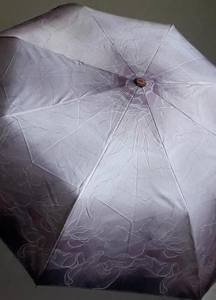 Зонт zest сиреневый женский компактный легкий механический