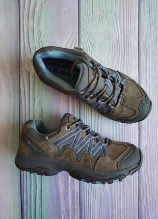 Трекинговые ботинки hi-tec