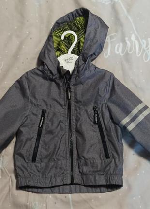 Oshkosh carters 18-24 2t 2 года куртка ветровка демисезонная