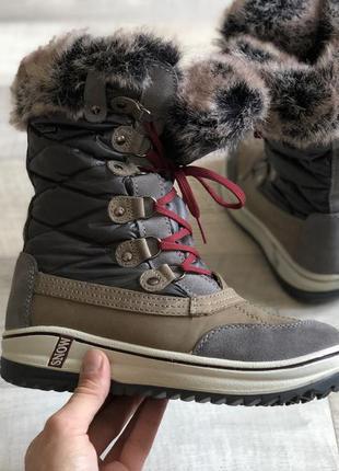 Snow oritex зимові черевики ботінки оригінал