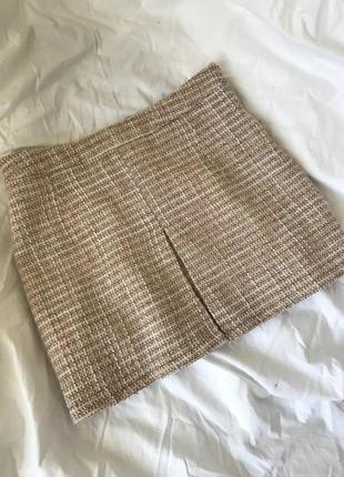 Стильная юбка на осень