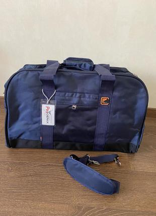 Сумка спортивная дорожная, сумка ручная кладь, сумка спортивна дорожня
