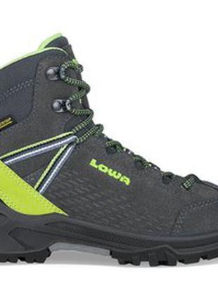 Женская трекинговая обувь lowa ledro gtx® mid jr.  gore-tex оригинал размер 38