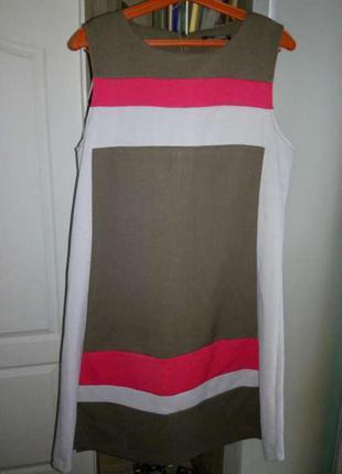 Коктейльное длинное платье без рукавов