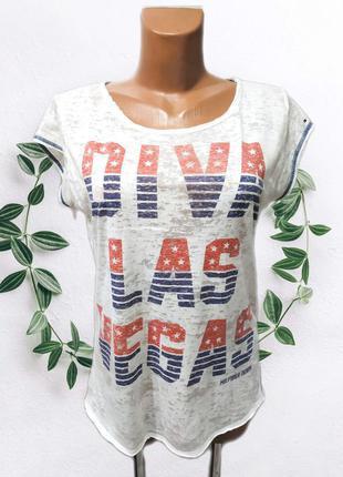 491. женскакя футболка tommy hilfiger