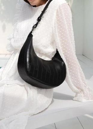 Актуальна сумка из эко-кожи