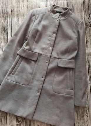 Базовое классическое пальто