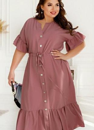 Сукня жіноча 52-54 розмір
