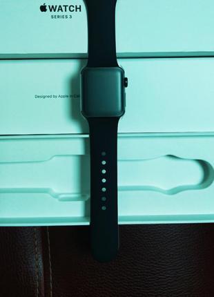 Смарт часы apple watch series 3