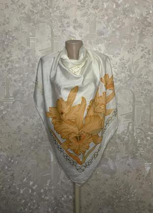 Платок из тайского шелка