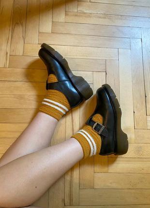 Туфлі ботінки dr martens polly, мартінси
