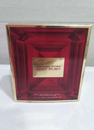 Парфум michael kors sexy ruby 100мл.