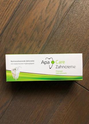 Ремінералізуюча зубна паста apacare