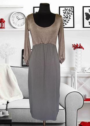 Платье трикотажное люксового бренда для беременных tiffany rose