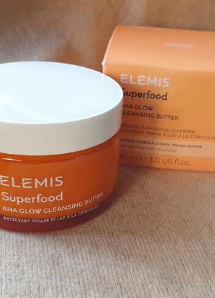 Многофункциональное масло elemis для очищения лица и демакияжа