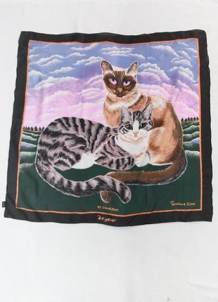 Шелковый платок beyeler