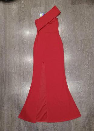 Сукня максі вечірня