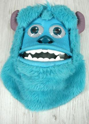 Карнавальная маска салли из корпорации монстров от disney.