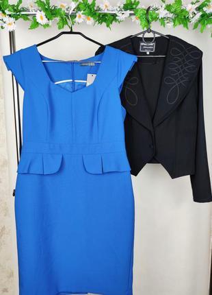 Шикарное брендовое платье atmosphere этикетка