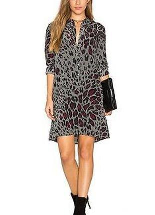 Натуральный шелк платье люкс бренда