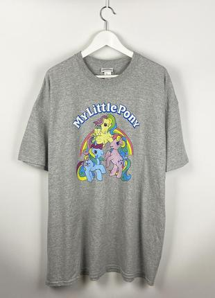 Оверсайз футболка my little pony