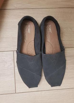 Кожаные мокасины, кожаные тапки, балетки, туфли