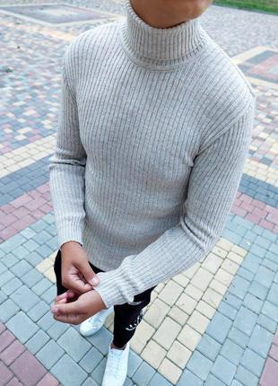 Шерстяной свитр кофта джемпер
