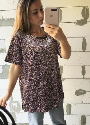 Шикарная бархатная блуза футболка