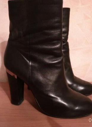 Кожаные ботинки сarlo рazolini