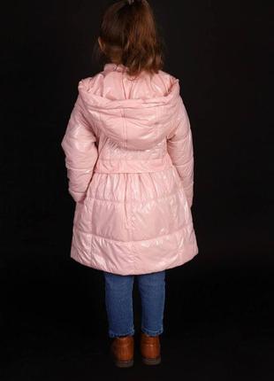 Детская демисезонная куртка плащ 86,92,98 см