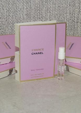 Chanel chance eau tendre пробник для женщин оригинал