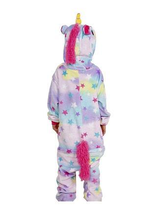 Пижама -кигуруми единорог 🦄 звездный (унисекс)
