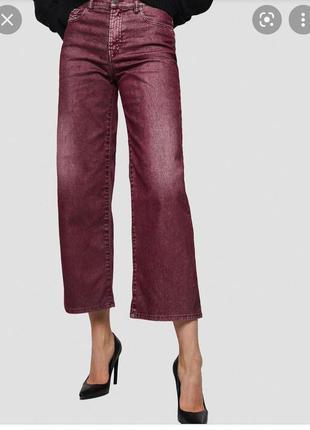 Джинсы diesel новая коллекция,джинси кюлоти,штани широкі,брюки палаццо,джинси вільного крою