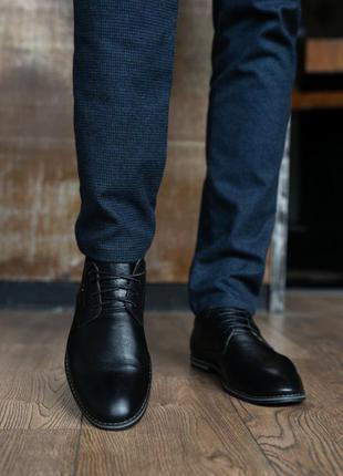 Натуральная кожа! туфли классика