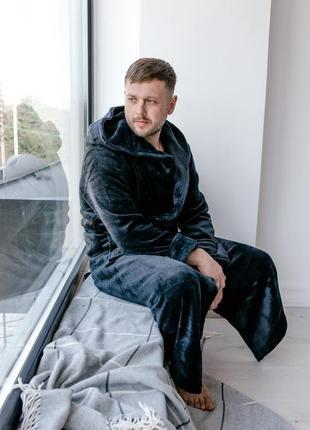 Махровые халаты с капюшоном от производителя