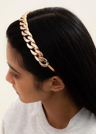 Актуальный обруч для волос