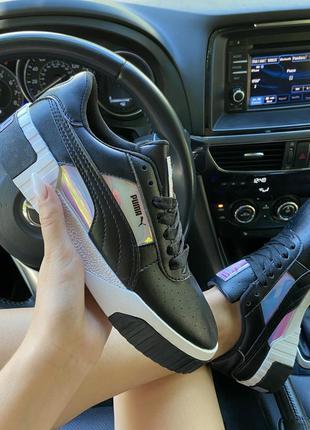 Жіночі кросівки пума женские кроссовки puma cali