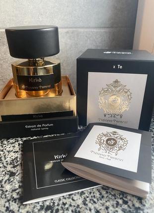 Цена на 7 дней!!!🔥tiziana terenzi kirke 100мл духи оригинальное качество extrait de parfum экстракт тестер