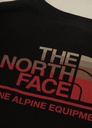 The north face рр m fine alpine equipment лонгслив из хлопка