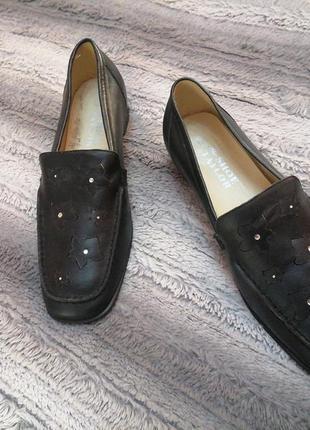 Классные туфли лоферы большого размера