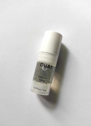 Масло для волос ouai миниатюра