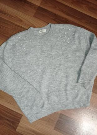 Кофта свитер hm