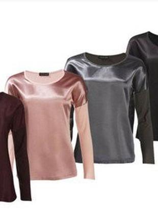 Блуза esmara .премиум коллекция.акция.супер цена