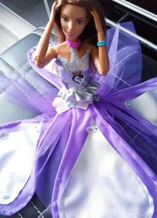 Топ юбка одежда для куклы барби barbie
