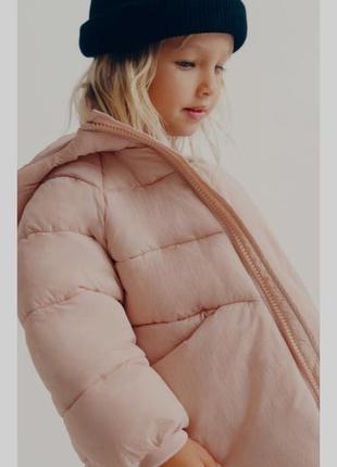 Демисезонная куртка на флисе 92 98 104 110 см