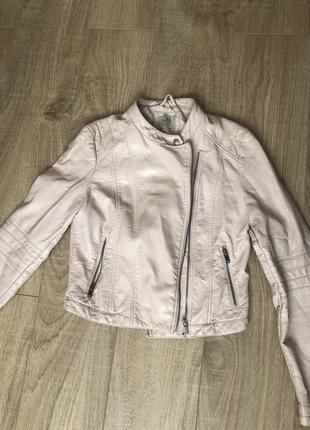 Курточка косуха женская