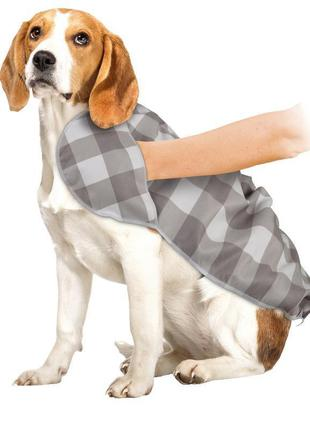 Набор полотенец 2 шт. для домашних животных zoofari